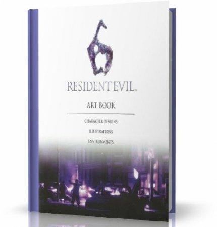 Resident Evil 6 Artbook