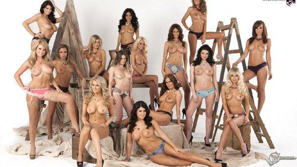 фото групп девушек эротические