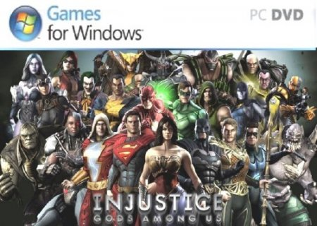 Injustice: Gods Among Us / Несправедливость: Боги среди нас (2013) PC | Лицензия