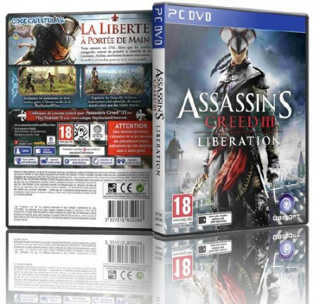 Assassin's Creed Liberation HD (2014/RUS/ENG/RePack от xatab)