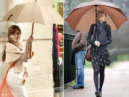 На что следует обратить внимание при выборе зонта