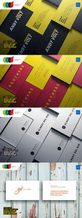 20 Business Card