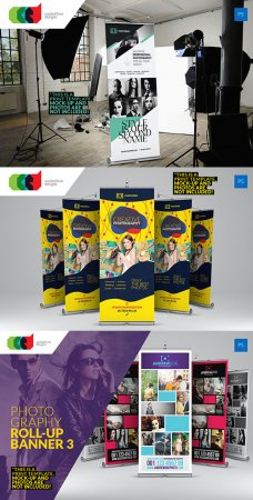 Photography Roll-Up Banner 1-3