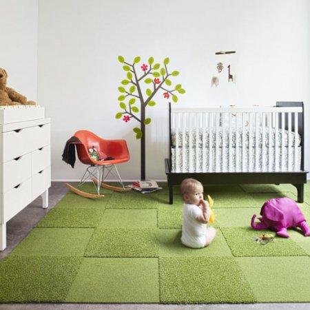 Как выбрать ковер в детскую
