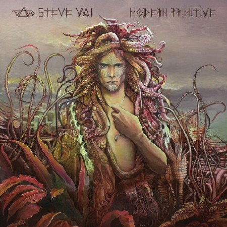 Steve Vai - Modern Primitive / Passion And Warfare (2016) FLAC