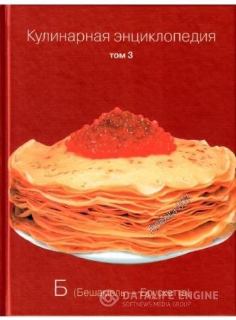 О. Ивенская - Кулинарная энциклопедия.  Том 3 (2015)