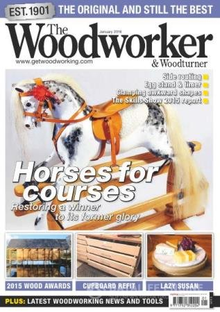The Woodworker & Woodturner №1  (январь /  2016)
