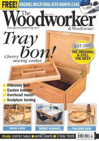 The Woodworker & Woodturner №3  (март /  2015)
