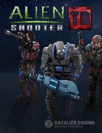 Alien Shooter TD [v 1.2.6] (2017) PC