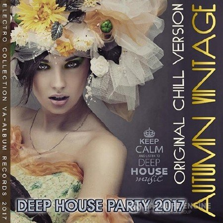 Autumn Vintage: Deep House Original Chill Version (2017) Mp3