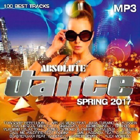 Absolute Dance Spring (2018) Mp3