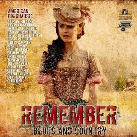 Remember: American Blues And Country (2018) Mp3