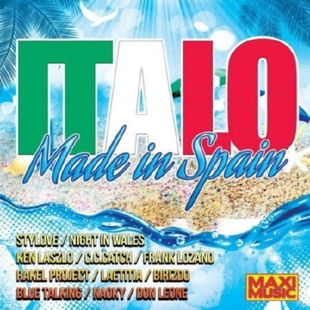 Italo Made In Spain (2017) FLAC