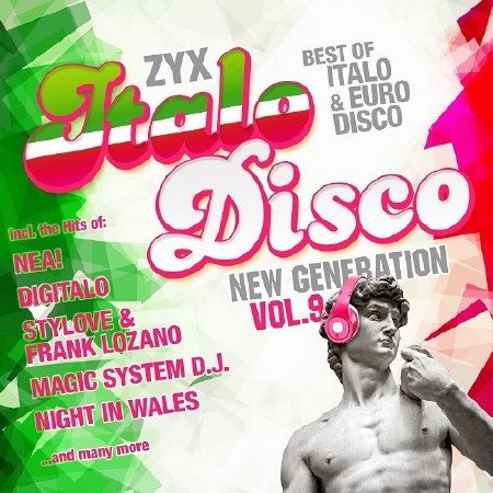 ZYX Italo Disco New Generation Vol. 9 (2CD) (2016) FLAC