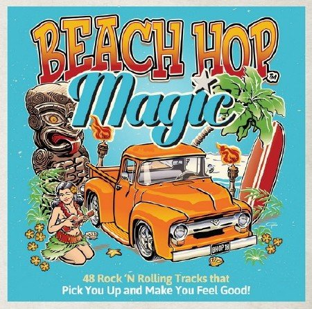 Beach Hop Magic (2CD) (2018) Mp3