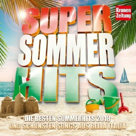 Super Sommer Hits (2СD) (2018) Mp3