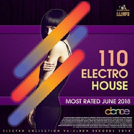 110 Electro House: Most Rated June (2018) Mp3