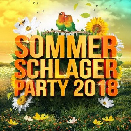 Sommer Schlager Party 2018 (2018) Mp3