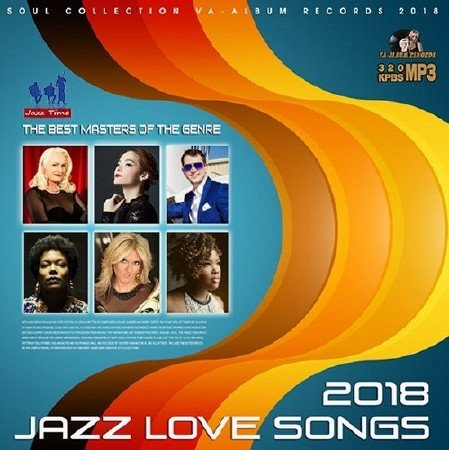 Jazz Love Songs 2018 (2018) Mp3