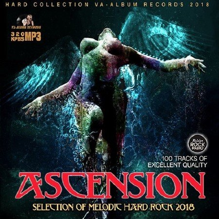 Ascension: Selection Of Melodic Hard Rock (2018) Mp3