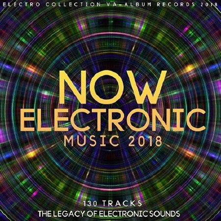 Now Electronic 2018 (2018) Mp3