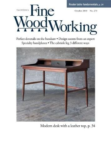 Fine Woodworking №270  (2018)