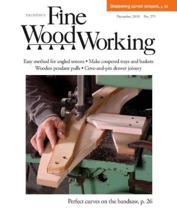 Fine Woodworking №271  (2018)