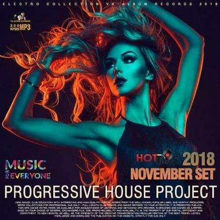VA - Progressive House Project (2018)