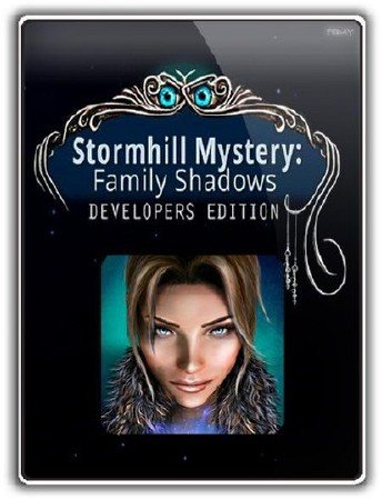 Тайна Штормхилла: Призраки семьи / Stormhill Mystery: Family Shadows (2019) PC